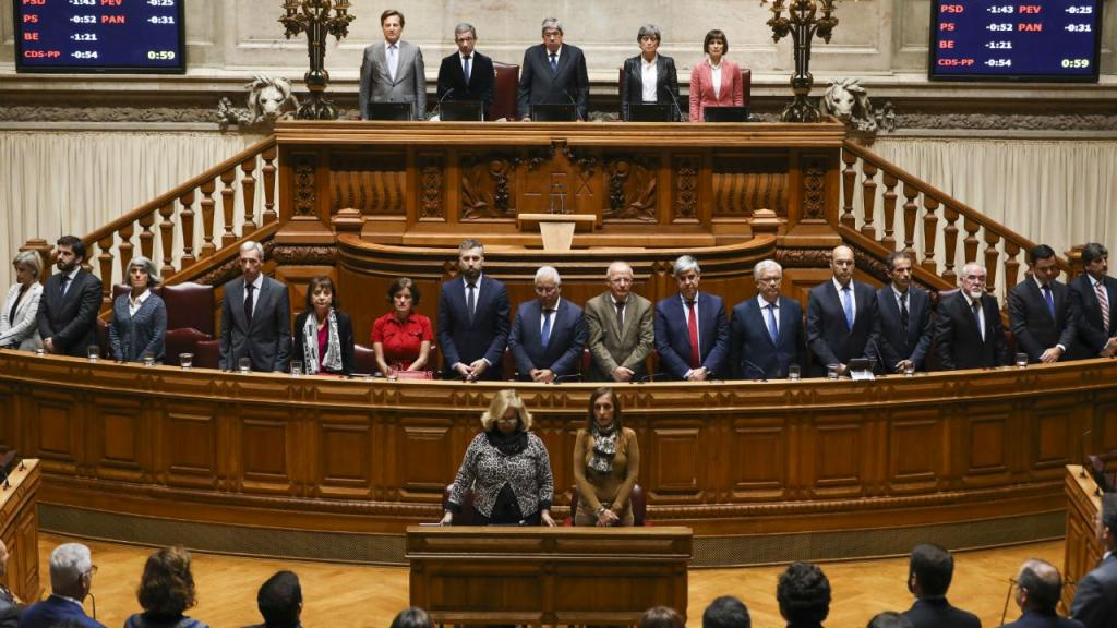 Governo no Parlamento
