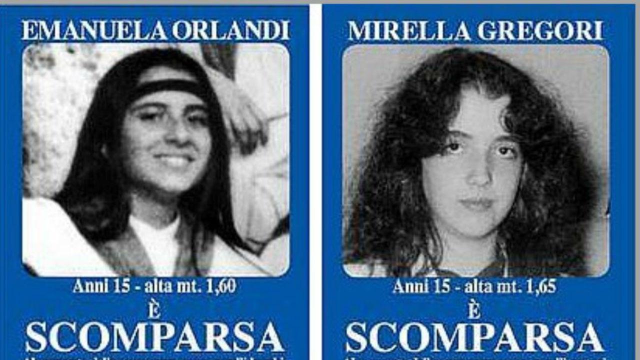 Os restos mortais encontrados podem pertencer a Emanuela Orlandi e Mirella Gregori