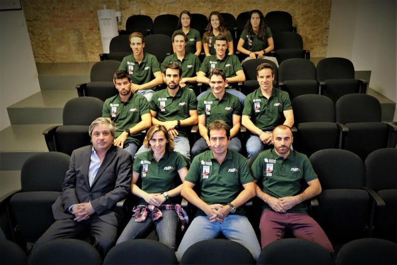 Equipa de Portugal para o ISDE