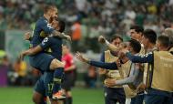Palmeiras-Boca Juniors