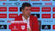 Rui Vitória explica como joga o Moreirense e deixa elogios a Ivo Vieira