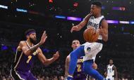 Los Angeles Lakers-Dallas Mavericks