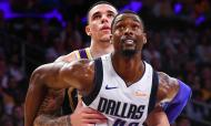 Los Angeles Lakers-Dallas Mavericks