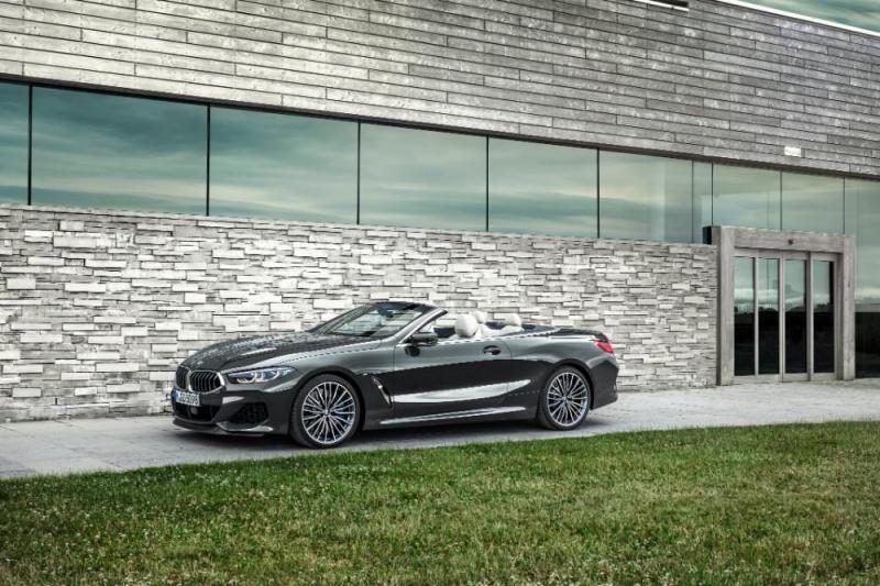 Novo BMW Série 8 Cabriolet