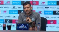 Conceição: «Sérgio Oliveira?  Esqueci-me um bocadinho dos holofotes»