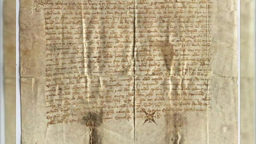 Pergaminho português com mais de 600 anos esteve à venda na internet