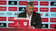 Ivo Vieira explica qual o momento da viragem no jogo