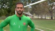Muriel, o guardião que parou o Benfica no Jamor