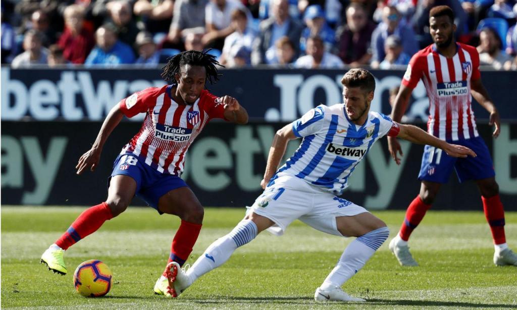 Leganés-At. Madrid (Reuters)