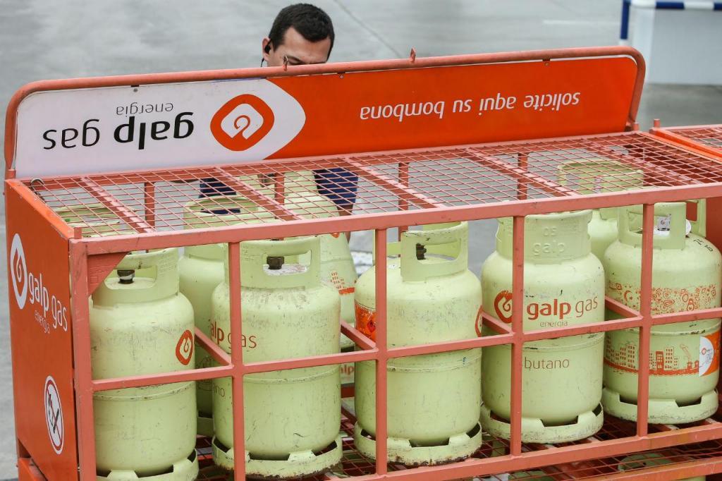 Botijas de gás a metade do preço em Ayamonte