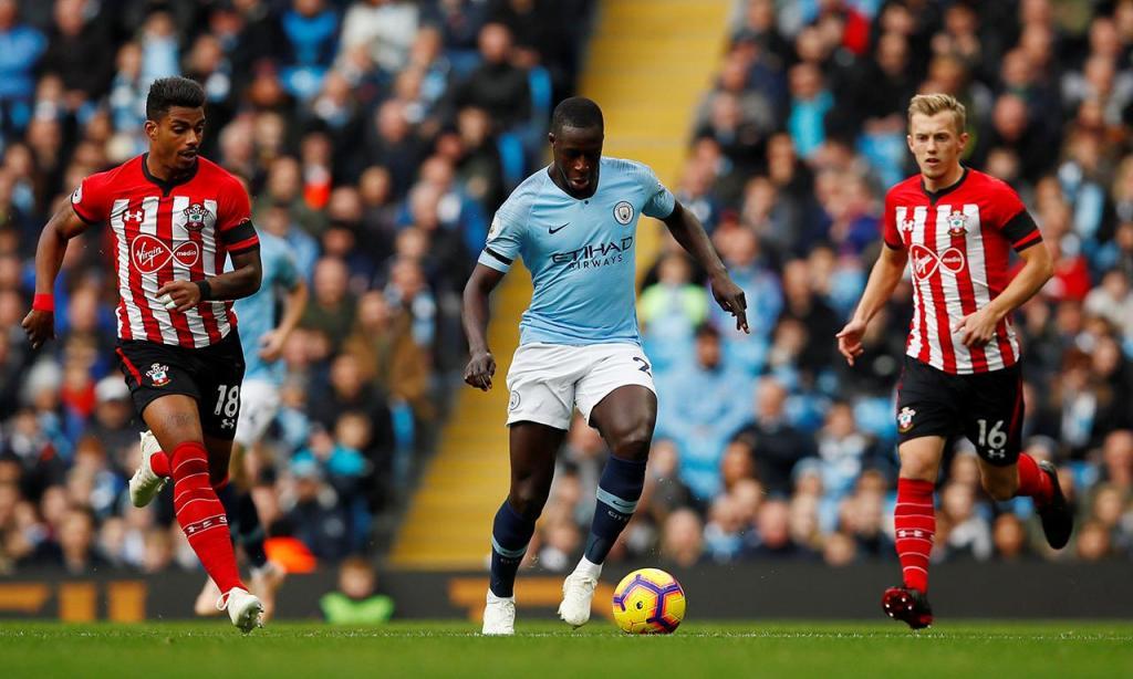 Manchester City-Southampton