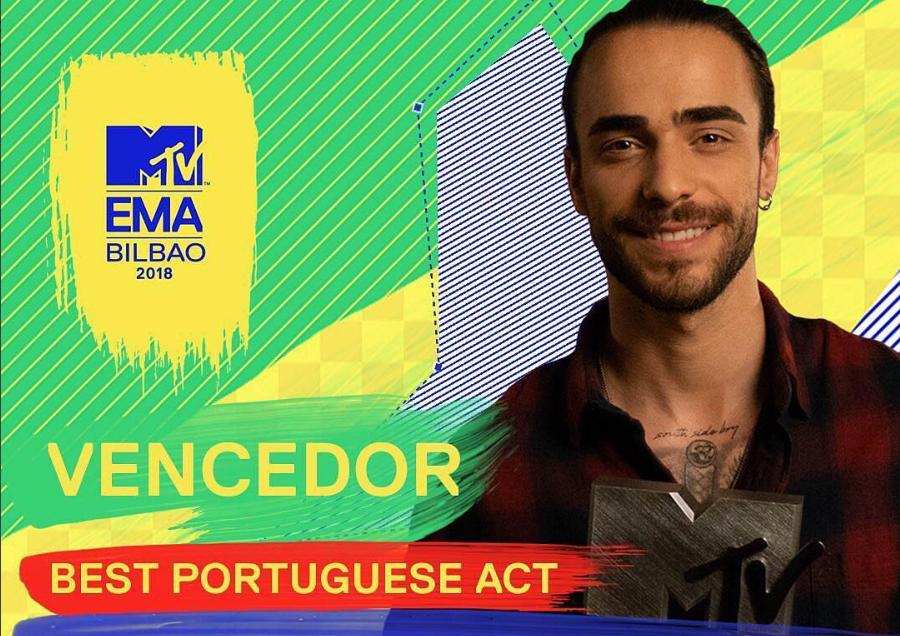 Diogo Piçarra e Mel Jordão na Selfie