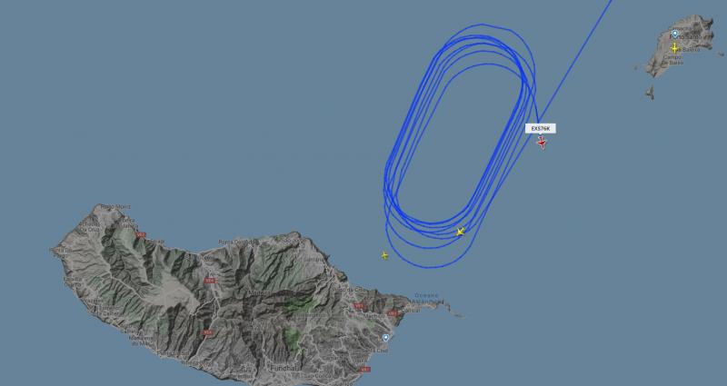 Vento dificulta operações no Aeroporto da Madeira