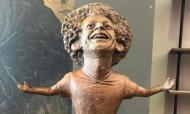A polémica estátua de Salah