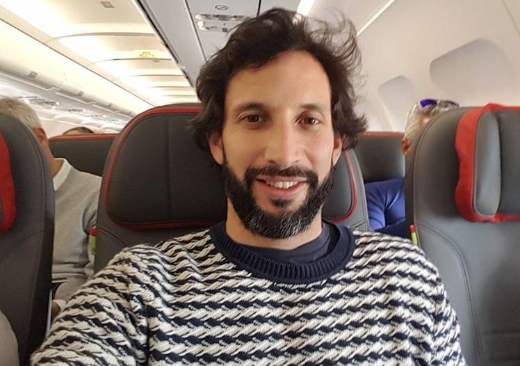 José Avillez na Selfie
