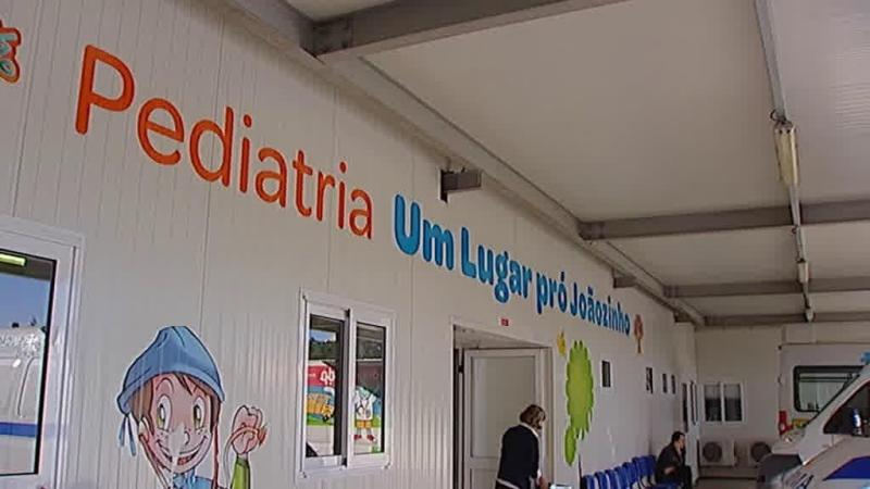 Obras no Hospital São João avançam por ajuste direto