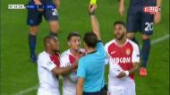 Penálti lança polémica no Mónaco e deixa equipa do Principado em apuros