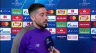 Herrera: «O meu desejo é que o clube e o meu empresário cheguem a acordo»