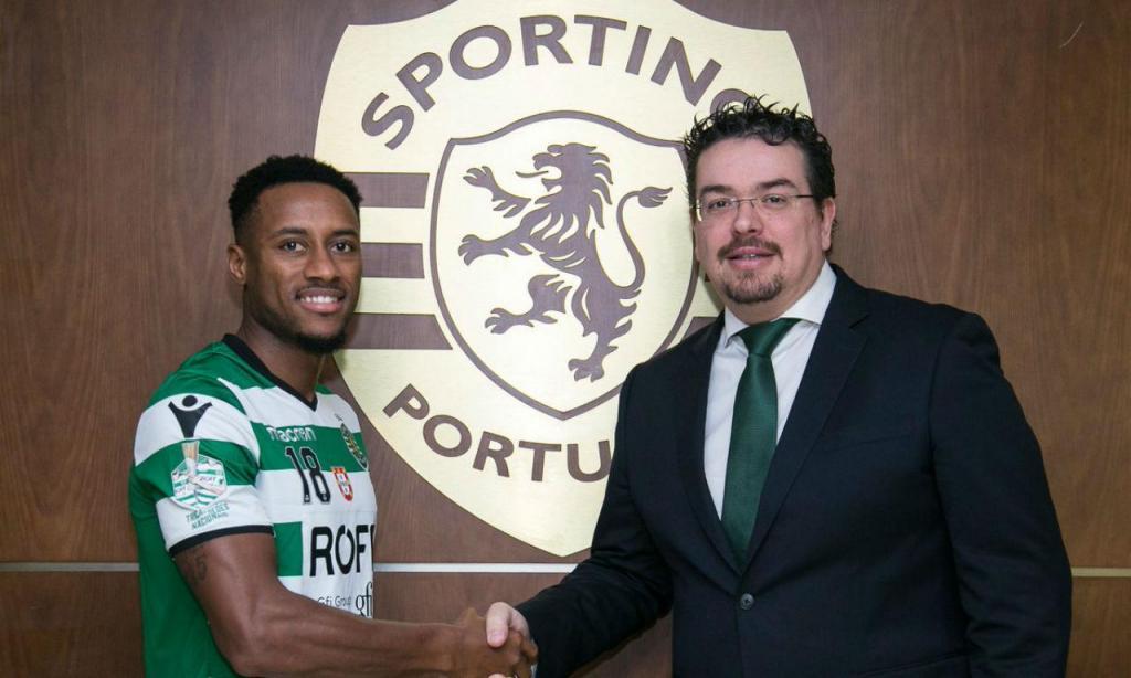 Pany Varela renovou com o Sporting