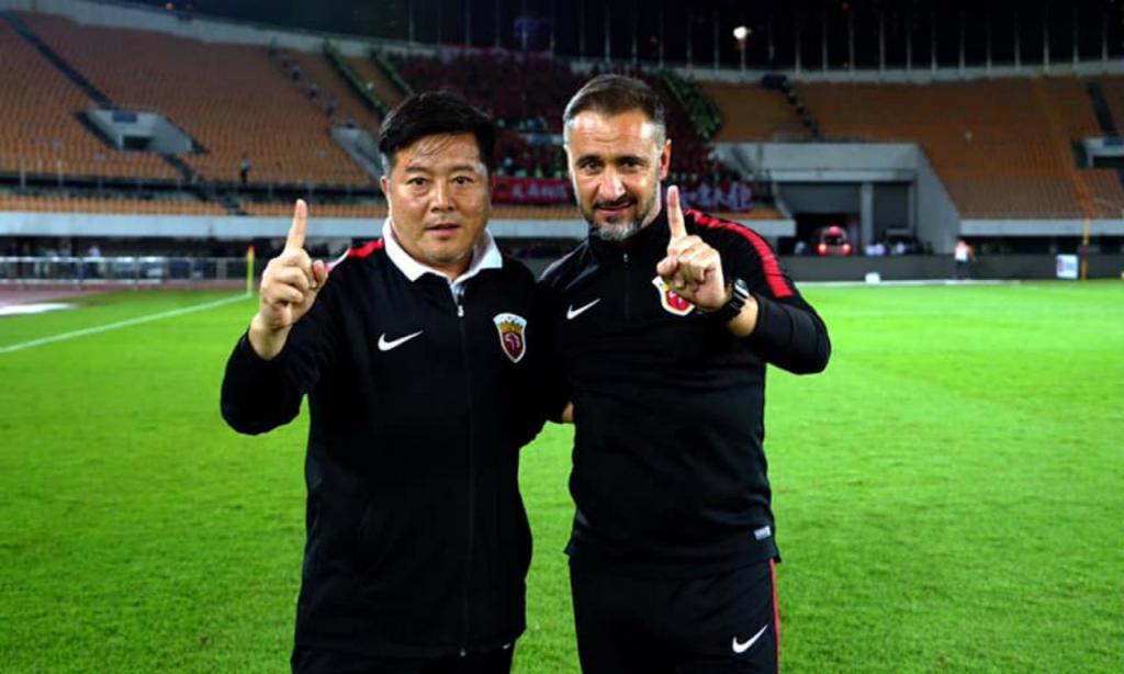 Vítor Pereira (Foto: Shanghai SIPG)