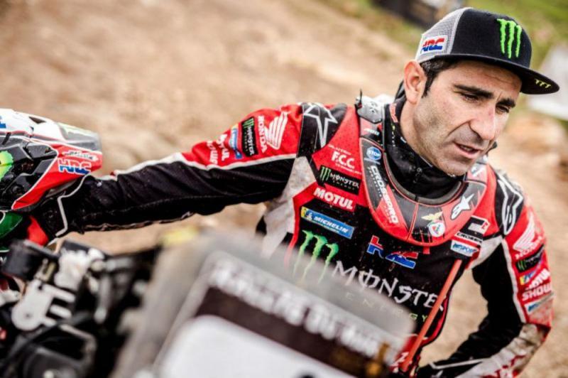 Paulo Gonçalves (Honda HRC)