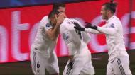Casemiro marca de cabeça o segundo do Real Madrid