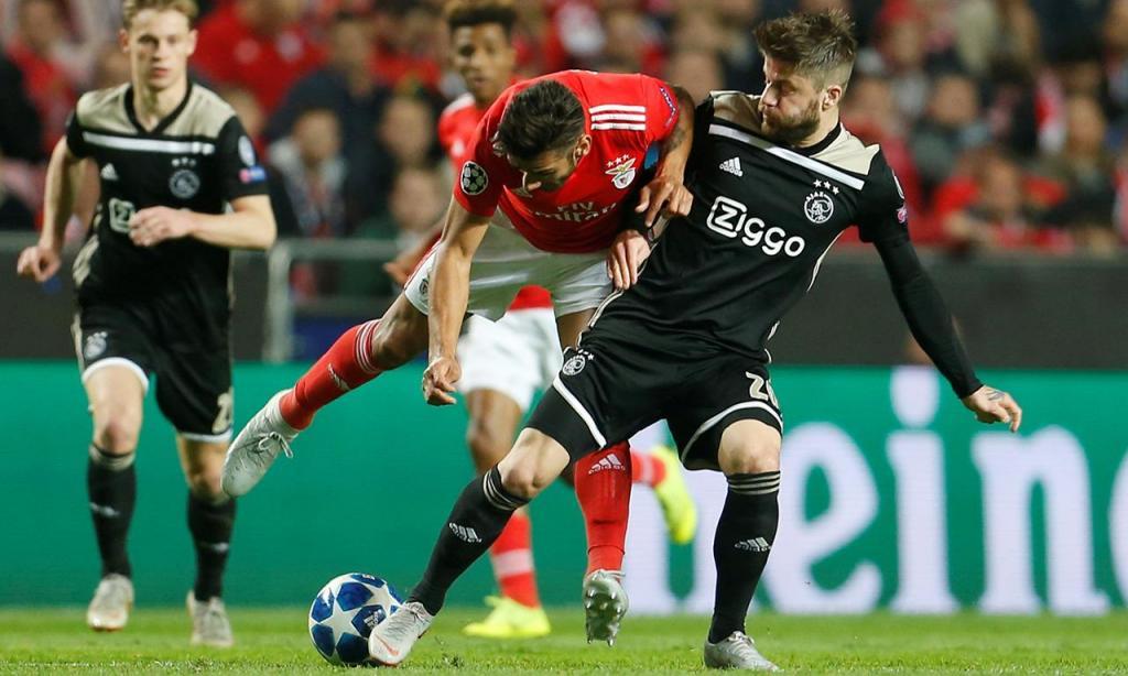 Benfica-Ajax