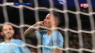 Champions: resumo do Man. City-Shakhtar (6-0)