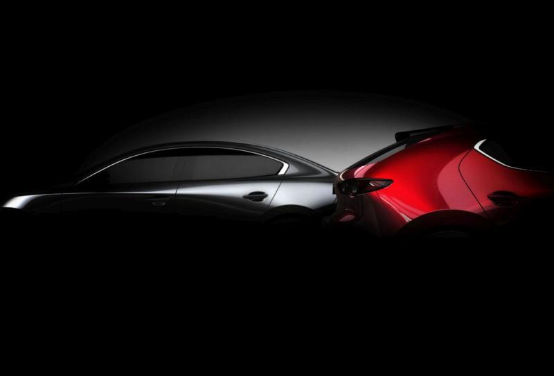Novo Mazda3