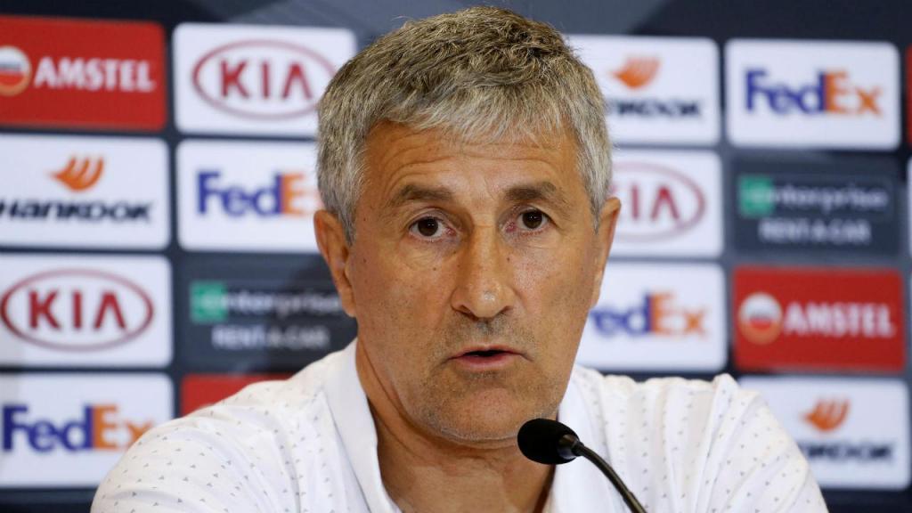 Quique Sétien (treinador do Betis)