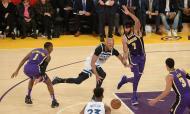 Los Angeles Lakers-Minnesota Timberwolves