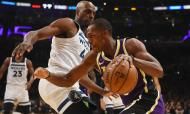 Los Angeles Lakers-Minnesota Timberwolves