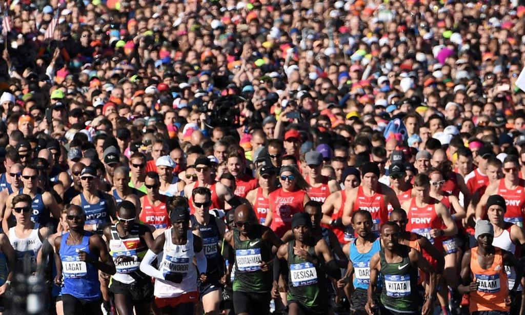 Maratona de Nova Iorque