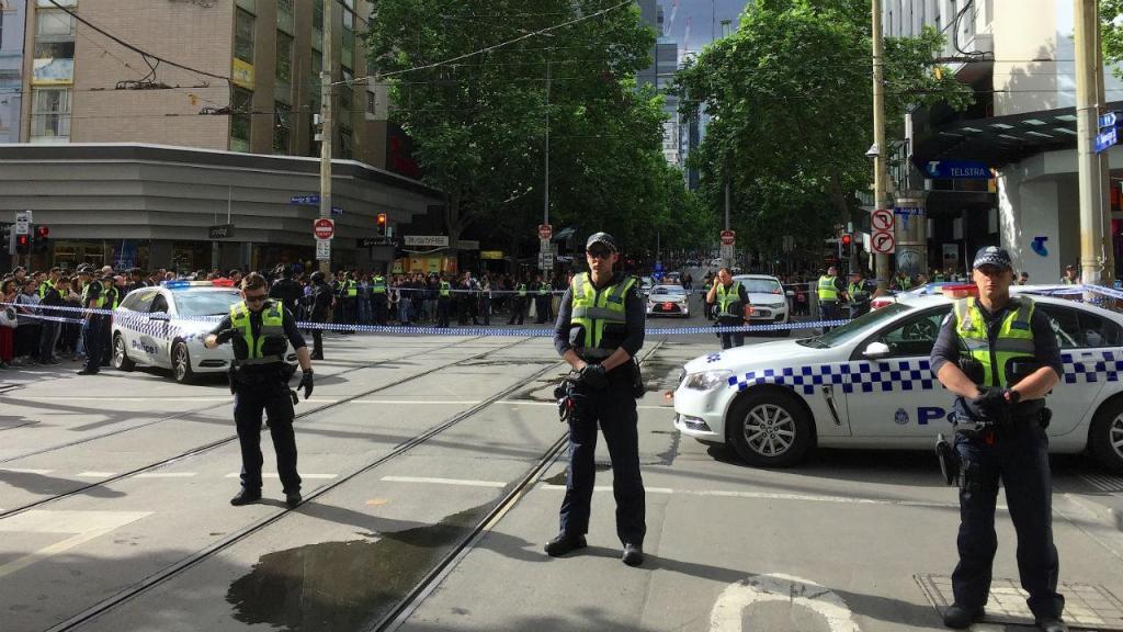 Ataque terrorista em Melbourne