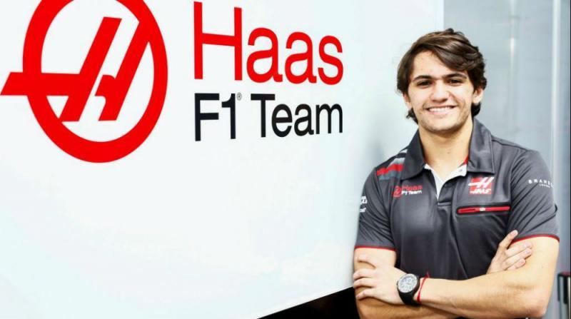 Pietro Fittipaldi (Haas)