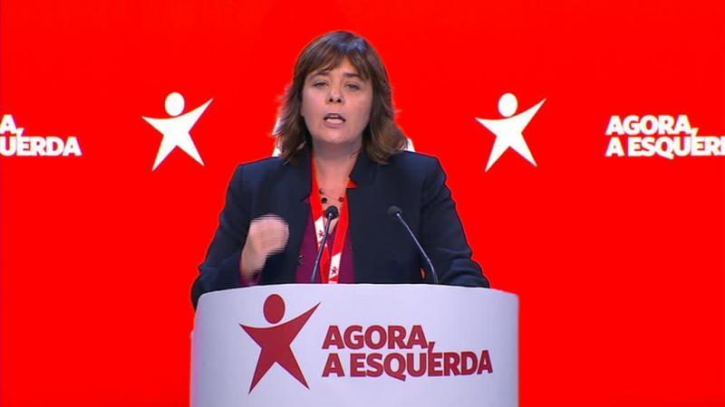 Catarina Martins diz que o voto útil