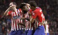 Atlético Madrid-Athetic Bilbao