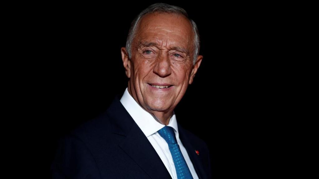 Marcelo Rebelo de Sousa em Paris