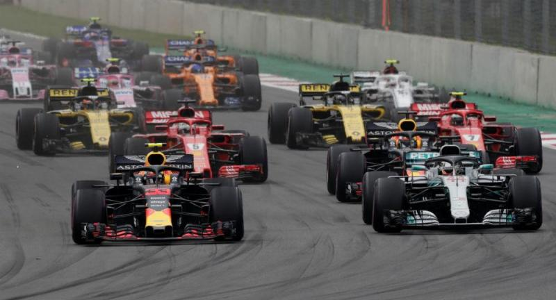 Fórmula 1 (Reuters)