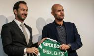 Marcel Keizer foi contratado para treinador da equipa principal