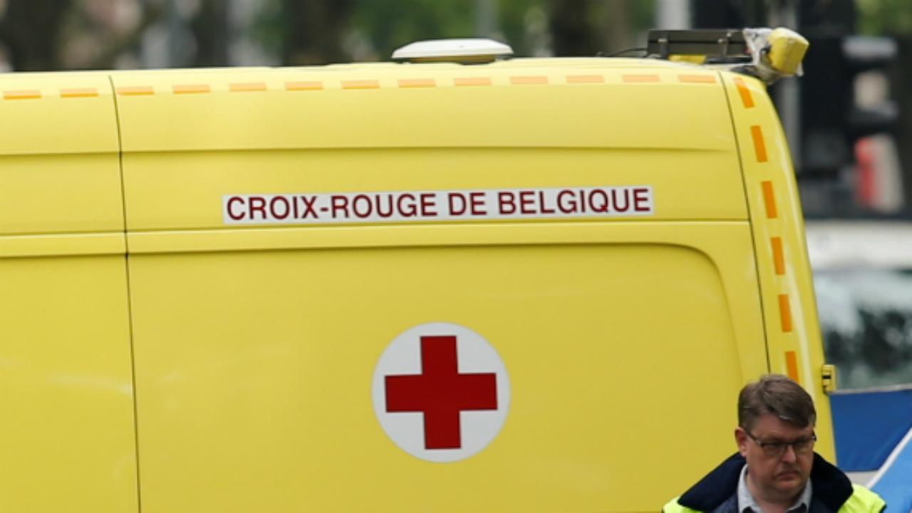 Ambulância, Bélgica