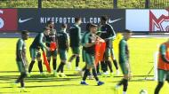 Seleção: «Operação» Liga das Nações arrancou nesta terça-feira