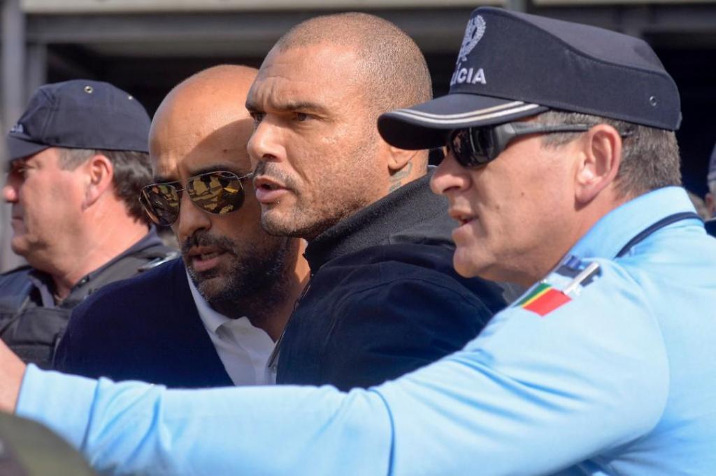 Mustafá sai em liberdade do Tribunal do Barreiro