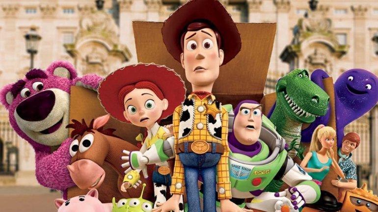 Toy Story 4: O filme