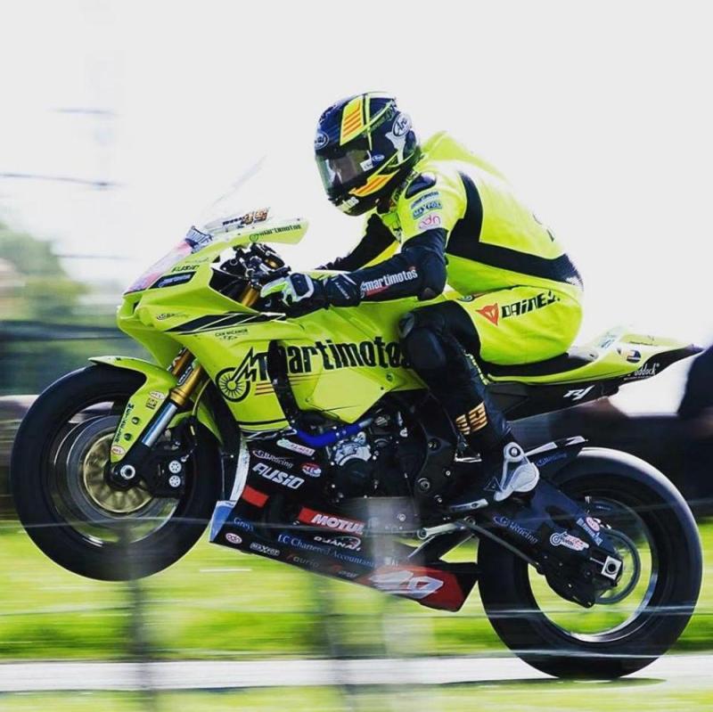 Raul Torras (reprodução Facebook Raul Torras Racing)