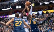 Dallas Mavericks-Utah Jazz