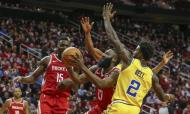 Houston Rockets-Golden State Warriors (Troy Taormina-USA TODAY Sports)