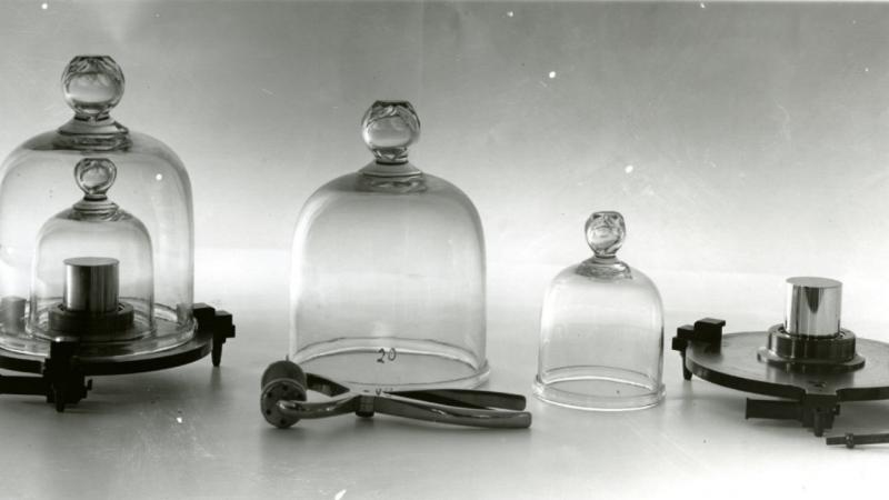 Le Grand K - o protótipo internacional do quilograma