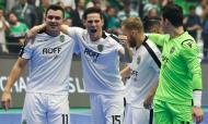 UEFA Futsal Cup: Sporting-Novo Vrijeme (LUSA)