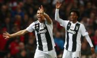 Ronaldo e Cuadrado (Reuters)